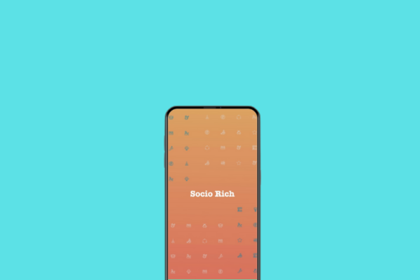 Socio Rich App