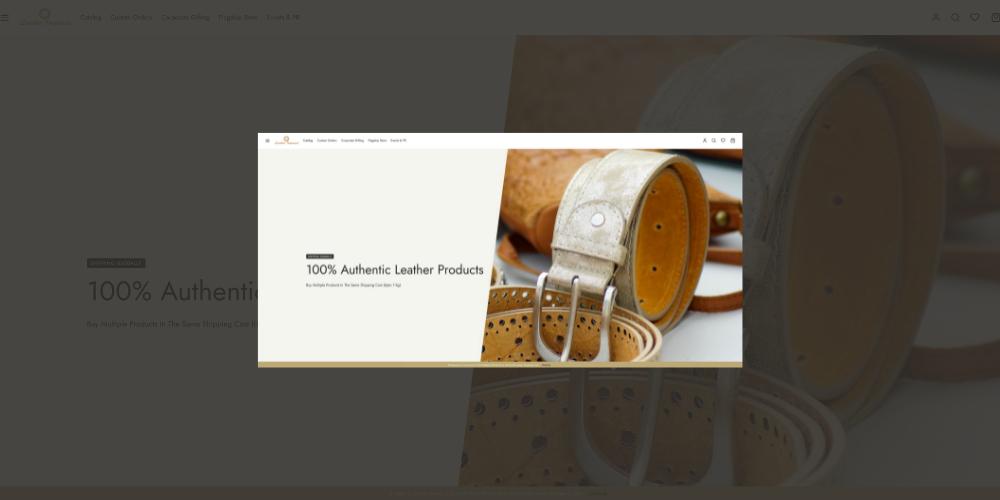 Leather Impaact