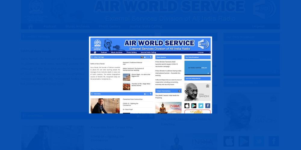Air World Service