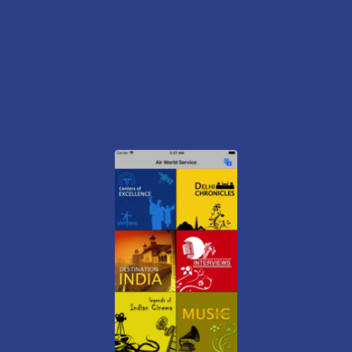 AIR World Service App